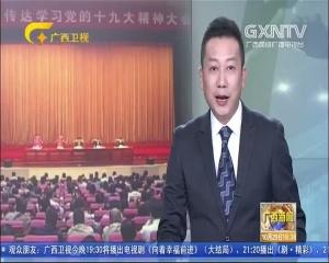 柳州梧州北海防城港传达学习宣传贯彻十九大精神