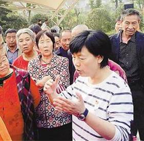 杨德兵、杨春敏宣讲中的回声:放开手脚大干一场