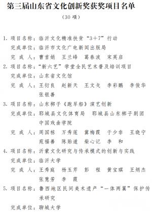 """山东省文化创新奖公布 山东广电""""中央厨房""""上榜"""
