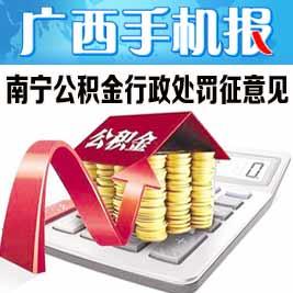 广西手机报11月15日下午版
