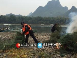 100多套电鱼设备,20000米地笼,谁在破坏漓江?