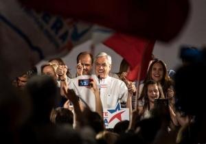 智利公布总统选举初步计票结果