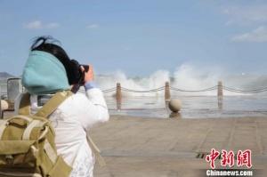 烟台发海上重大风险蓝色预警 渤海海峡省际客船将停航