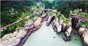 【领航新征程】温州洞头蓝色海湾整治:生态养海 拥海而兴