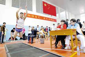 广西2018年体育高考分两批进行 记得带上身份证