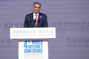 法迪·切哈德:创新、规则、人道主义 让互联网以健康方式发展