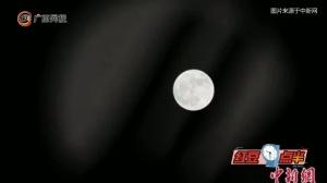 """2017""""绝版""""超级月亮登场"""