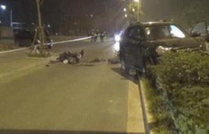 柳州一小伙子领驾照两个月就敢酒驾撞死人(图)