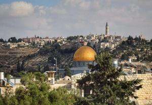 """跟随记者镜头走进""""和平之城""""耶路撒冷"""