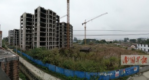 宾阳一危旧房改造项目停工两年多 建设单位回应