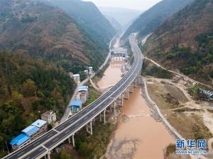 万利高速公路重庆段建设进入尾声 年内实现通车
