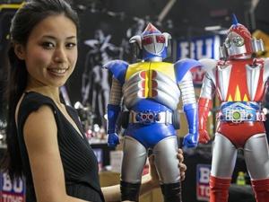 香港举行第四届亚洲玩具展