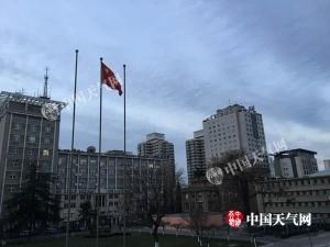 """""""妖风""""来了!今明天北京阵风可达7级 注意防风保暖"""