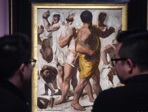 法国新古典主义画家安格尔作品亮相北京