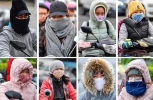 强冷空气来袭 海南发布寒冷四级预警