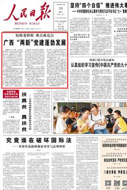 """广西 """"两新""""党建蓬勃发展"""