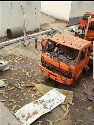 河南汝州一陶瓷工厂发生爆炸 致1死1失踪4人受伤