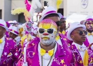 南非举行吟游诗人大游行