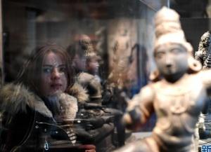 旧金山亚洲艺术博物馆举行免费开放日