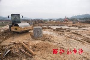 梧州:苍海国家湿地公园生态建设项目有序推进
