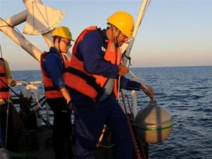 中巴首次北印度洋联合考察全面展开(图)