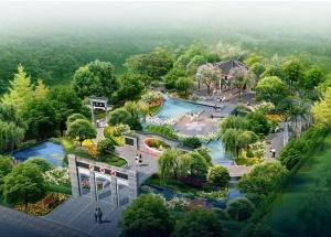 第十二届园博会各展园建设最新进展(图)