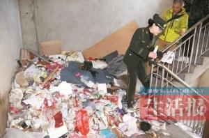 地下2层地上21层全无消防设施 南宁一烂尾楼被查封