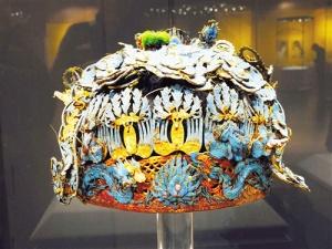 陕西精美古代金银器亮相南宁 展期将持续至4月18日