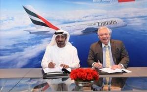阿联酋航空订购36架空客A380客机