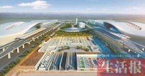 南宁2021年地铁高铁将入机场 空地联运无缝衔接