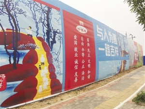 南宁市容环境精细整治除盲区死角 城市面貌焕新颜