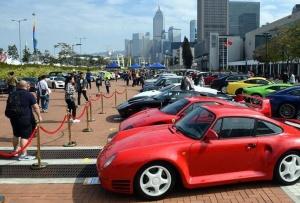 香港汽车会庆祝创会100周年