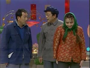 1989春晚:宋丹丹登春晚