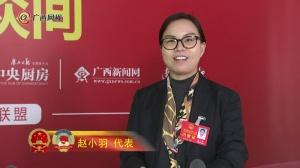 赵小羽代表:提升用户体验 推广新能源汽车应用