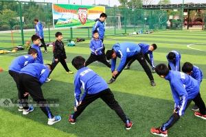 首期冬令营开班 南宁兴宁区创新推进足球青训工