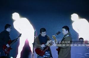 贺州:警营春晚融入服务群众元素 让人耳目一新