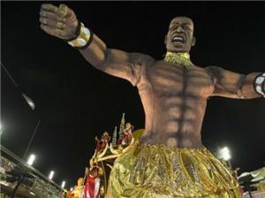2018巴西里约狂欢节开幕