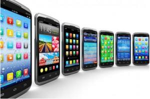 去年全球智能手机销售额增长9%