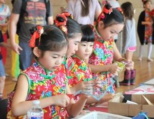 """美国休斯敦:""""家庭日""""欢度中国春节"""