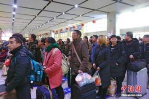 交通部:21日全国共发送旅客9546.7万人次