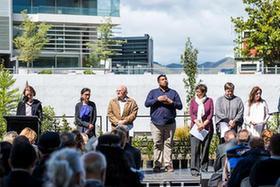 新西兰纪念南岛地震七周年