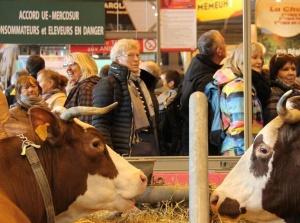 第55届法国国际农业博览会开幕