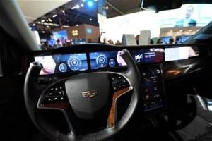 """""""万物互联""""带动汽车科技革命"""
