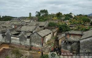 富藏村中团屯古村落引起专家高度关注