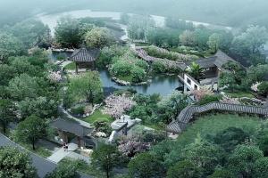 第十二届园博会展园提前看――长沙园与杭州园