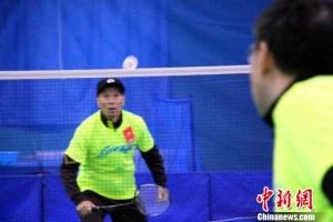 山西三级羽协联动催生全新赛事 800余民众挥拍竞逐