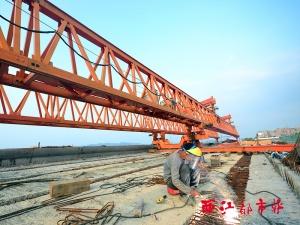 赶建设抓生产 粤桂合作特别试验区力争实现开门红
