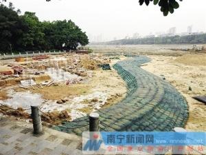 南宁南湖将建设4个生态岛 提升湖面生态景观效果