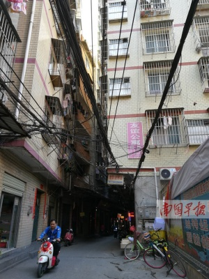 南宁市租房市场调查 城中村的房租并不便宜(图)