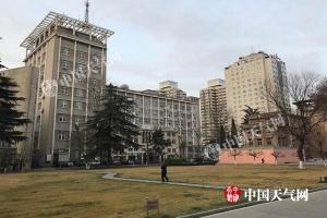 北京提前8天入春 气温略降周末最高温将达25℃